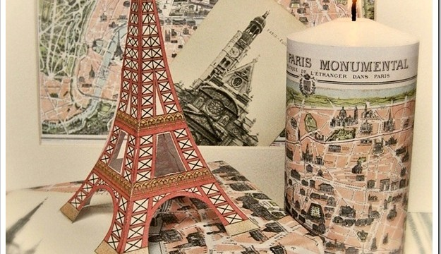 CONFESSIONS OF A PLATE ADDICT Fun with Vintage Paris Maps_thumb[15]