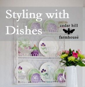styling-with-dishes